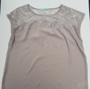 Maurices Cap Sleeve Blouse